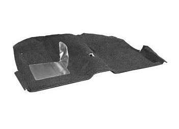 1964-1968 MUSTANG MOLDED CARPET KITS