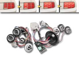 2005-2009 Mustang Sequential tail light kit