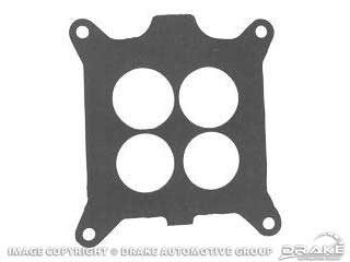 1964-1973 MUSTANG CARBURETOR SPACER GASKETS