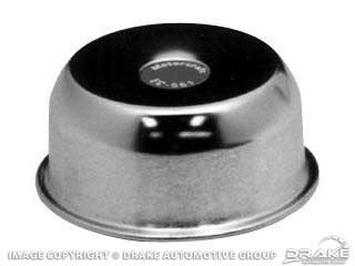 1965-1968 MUSTANG CHROME MOTORCRAFT OIL CAP (TWIST)