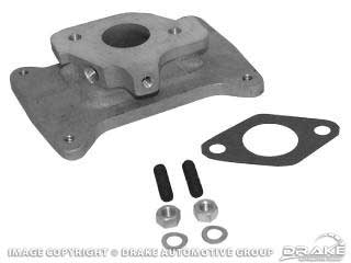 1964-1973 MUSTANG CARBURETOR ADAPTERS