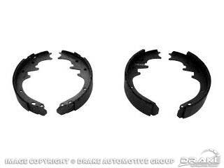 "1964-1970 MUSTANG REAR BRAKE SHOES (9"")"