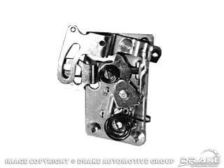 1965-1966 MUSTANG DOOR LATCH ASSEMBLY
