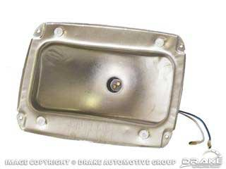 1964 1/2 MUSTANG  TAIL LAMP HOUSING