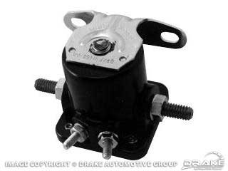 1964-1965 MUSTANG STARTER SOLENOID (CONCOURSE)