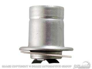 1964-1973 MUSTANG BREATHER CAP ADAPTER