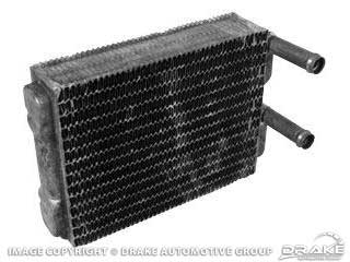 1964-1968 MUSTANG HEATER CORE