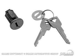 1964-1966 MUSTANG IGNITION KEY CYLINDER