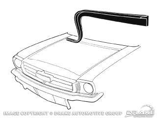 1964-1966 MUSTANG COWL TO HOOD SEAL