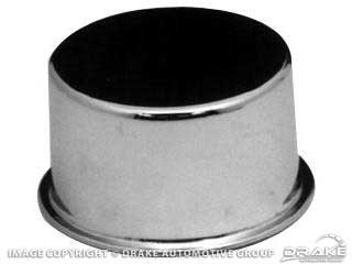 1964-1966 MUSTANG CHROME OIL CAP