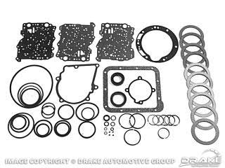1965-1973 MUSTANG TRANSMISSION OVERHAUL KITS