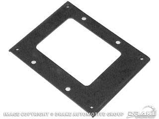 1964-1968 MUSTANG AUTO SHIFT COVER RETAINING PLATE