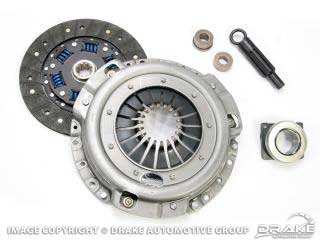 "1966-1973 MUSTANG  6-CYLINDER, 9"" CLUTCH"