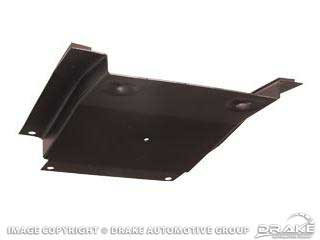 1967-1968 MUSTANG ROOF CONSOLE REAR BRACKET