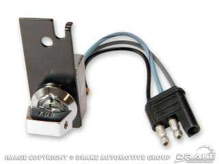 1967 MUSTANG FOG LAMP SWITCH