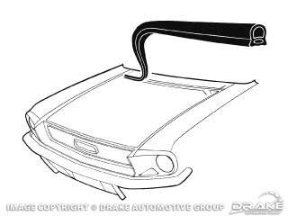 1967-1968 MUSTANG COWL TO HOOD SEAL