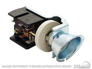 1969 MUSTANG HEADLIGHT SWITCH
