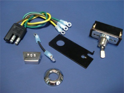 1964 MUSTANG1/2-1965 MUSTANG FOG LIGHT SWITCH
