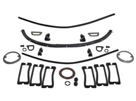 1967-1968 Mustang Basic Repaint Kit