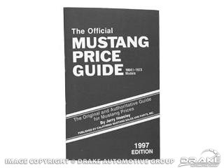1964-1973 MUSTANG PRICE GUIDE