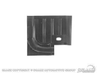 1964-1970 RH REAR FLOOR PAN