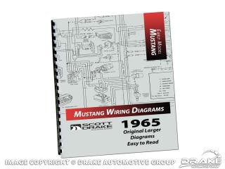 1964-1973 PRO WIRING DIAGRAM MANUAL (LARGE FORMAT)