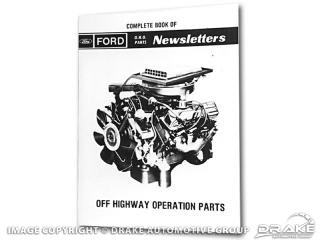 FORD OFF HIGHWAY NEWSLETTERS