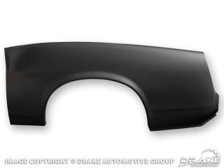 1969 MUSTANG FASTBACK QUARTER PANEL SKIN (LH OR RH)