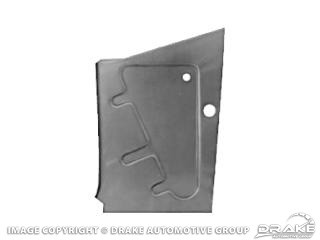 1964-1968 MUSTANG COWL SIDE PANEL (LH OR RH)