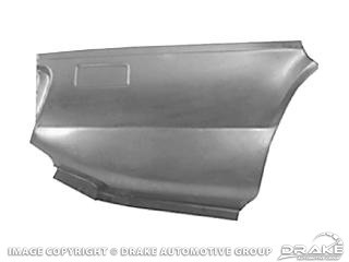 1971-1973  LOWER REAR QUARTER (LH OR RH)