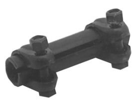 1964-1966 MUSTANG  MUSTANG TIE ROD ADJUSTING SLEEVE (6 CYLINDER, MANUAL)