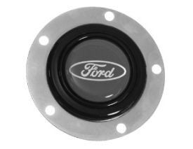 1965-1973 MUSTANG GRANT HORN BUTTON FORD BLUE