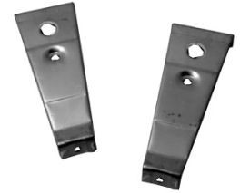 1967 MUSTANG GT FOG MOUNTING BRACKETS