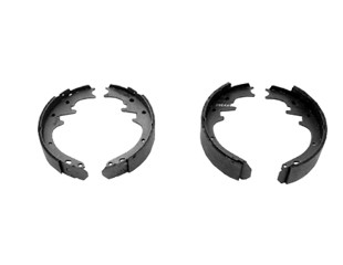 1964-1973 MUSTANG REAR BRAKE SHOES SB V8 & 390