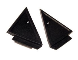 1979-86 POWER MIRROR MOUNT COVERS