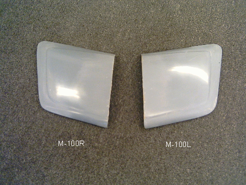1965-1966 SHELBY BRAKE SIDE SCOOPS