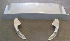 1968 SHELBY FASTBACK DECK LID (ONLY)