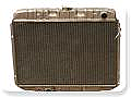 1967-1970 MUSTANG 3-CORE RADIATOR (302, 351, 390, 428, with A/C)