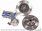 1965-1967 MUSTANG TURBO ROTOR UPGRADE