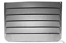 1969-1970 MUSTANG REAR WINDOW LOUVER KIT