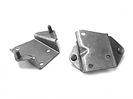 1967-1970 Mustang Big Block Engine Brackets, Pair