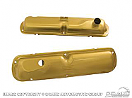 1964-1965 MUSTANG 260, 289 GOLD PAINTED VALVE COVERS