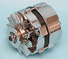 1965-1973 MUSTANG ALTERNATOR CHROME