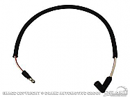 1964-1965 MUSTANG OIL PRESSURE EXTENSION LEAD ( WITH LAMPS)