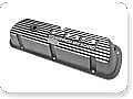 1964-1985 MUSTANG 289 ALUMINUM VALVE COVERS