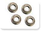 1964-1973 MUSTANG AUTOMATIC TRANSMISSION C4 TORQUE CONVERTER NUTS