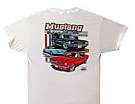 1964-1973 MUSTANG CLASSIC FORD T-SHIRT