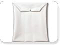 1964-1973 MUSTANG CONVERTIBLE TOP BOOT BAG WHITE