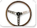 1964-1973 MUSTANG GRANT WOOD STEERING WHEEL