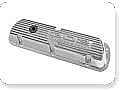 1964-1985 MUSTANG 302 POLISH ALUMINUM VALVE COVERS